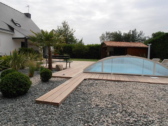 Entourage piscine design st nazaire - Entourage piscine design ...