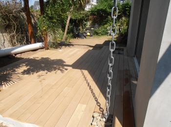 Tout le charme d'une terrasse en bois